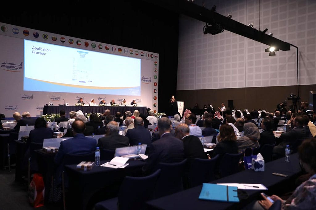 AEEDC Dubai Hosts 16th Global Scientific Dental Alliance Meeting