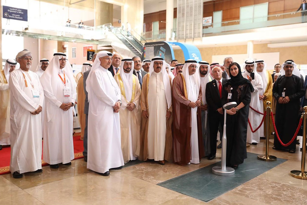 His Excellency Humaid Al Qutami Inaugurates the 23rd edition of AEEDC Dubai